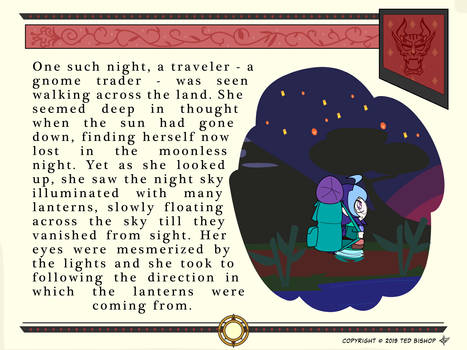 Path of the Orient - TL Nightsky Traveler by Dragon-FangX