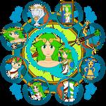 Palutena's Wheel of TF