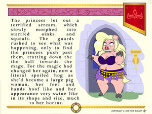 Another Princess Story - Pig Woman