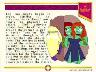 Another Princess Story - Get Me Out