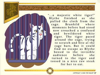 Mechanics of War - White Tiger