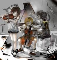 sonata by uturo128