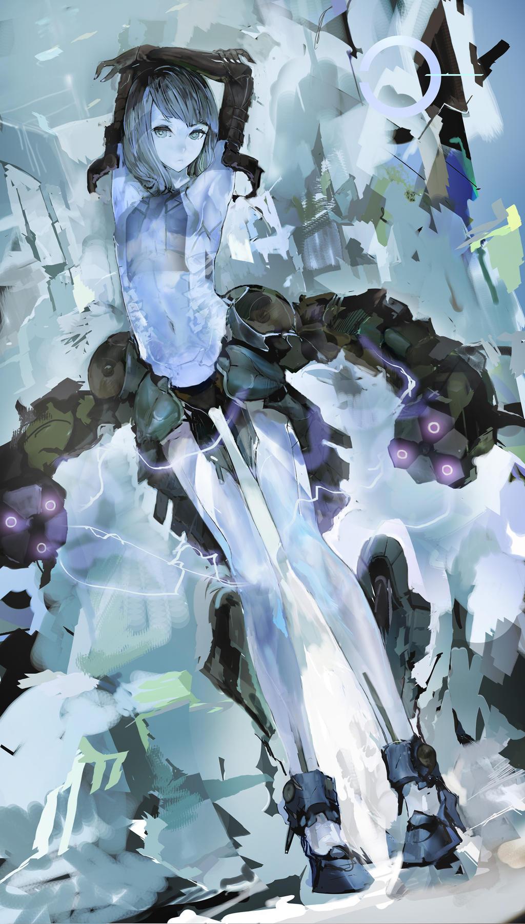 mid-limb by uturo128