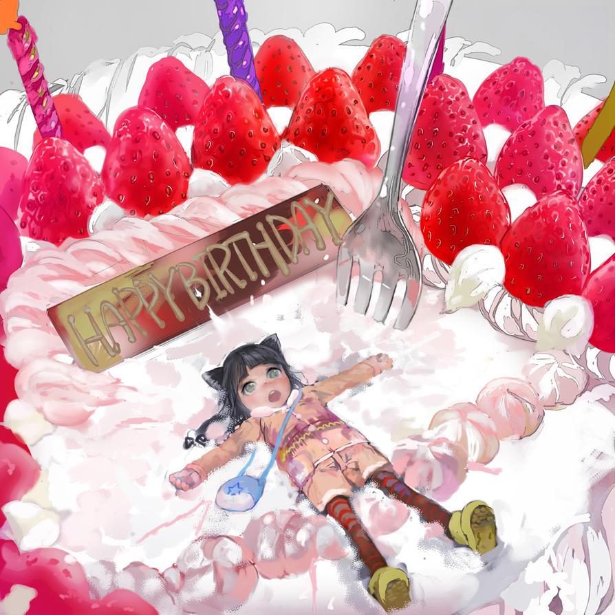 cake by uturo128