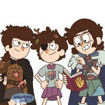 Requests Triplets In Amphibia