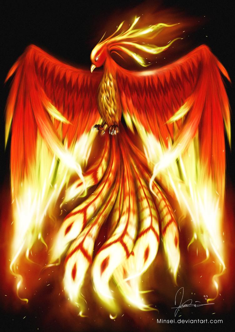 Phoenix by MiNsEi