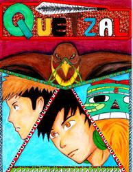 Quetzal Manga - One shot by lidiamanga