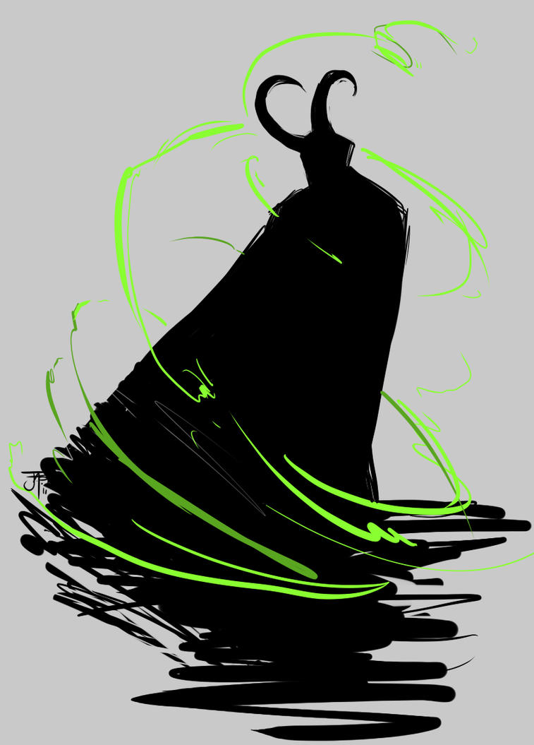 Loki by Gone-Batty