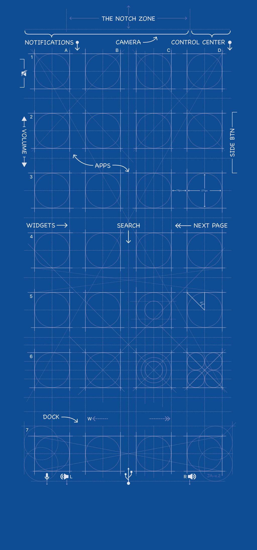 Iphone 5 blueprint wallpaper 640x1136 by mrdude42 on deviantart iphone x blueprint wallpaper by mrdude42 malvernweather Gallery