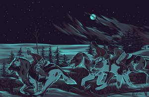 Moonlit by Tauriiga