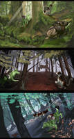 Forest Hunts