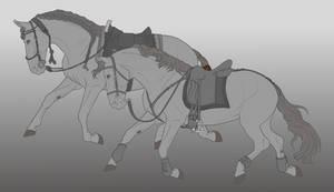 Iberian Horse Base