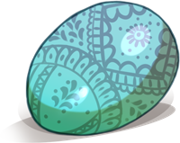Uncommon Egg by Tauriiga