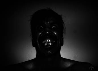 The Black and White Menstrual Show by brettsixtysix