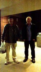 My hubby and Joe Lee Ray