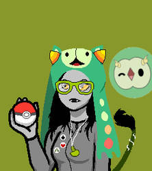 Homestuck/Pokemon