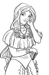 Faye from Amya Chronicles by Komikino
