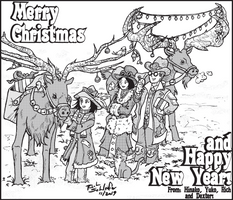 Merry Christmas 2019 and Happy New Year!!!