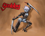 Stabby in Tallum Armor
