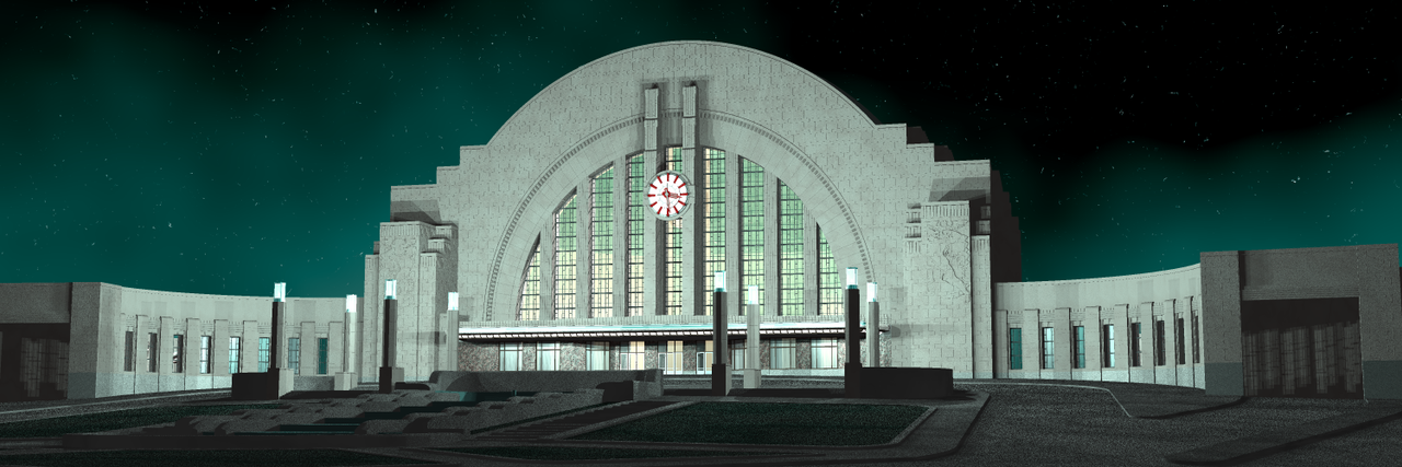 Atomic Union Terminal by PukinCat