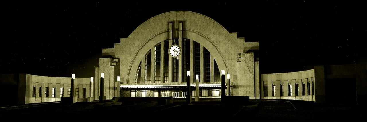 Union Terminal by PukinCat