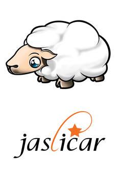 Jaslicar logotype