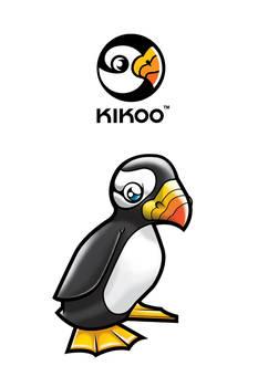 Kikoo mascote logo