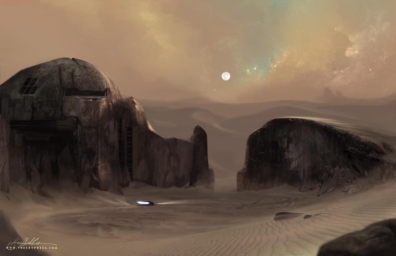 Luna 2 by samwilliams