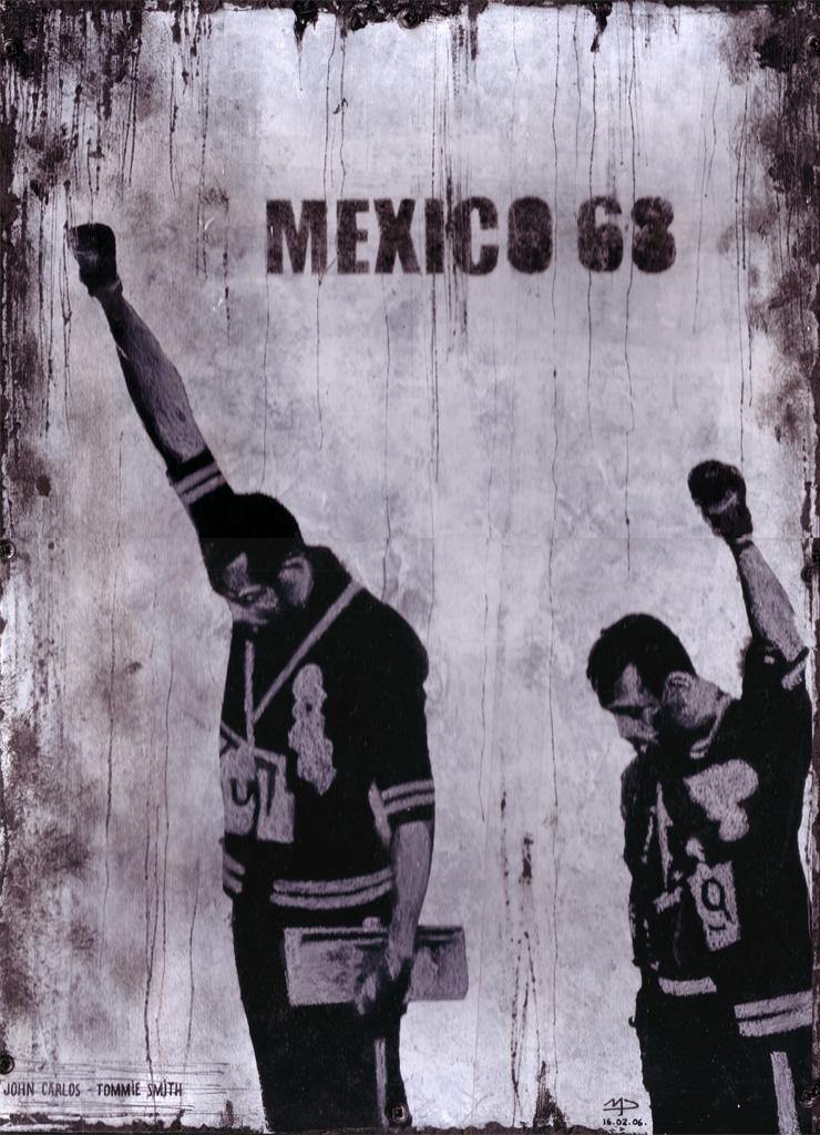 Mexico 68 by mattdez