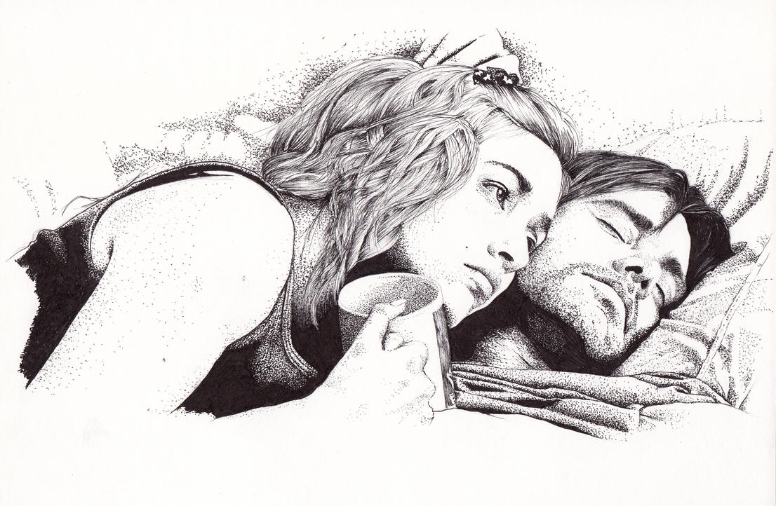 Eternal Sunshine of the Spotless Mind by mattdez on DeviantArt