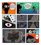 Las luchas: Borgon vs Greymos by IRONMAIDEN4