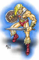 He-Man colours by Ramrider