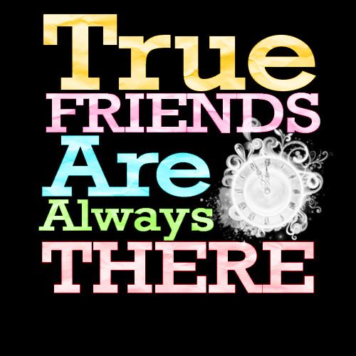 True Friends Texture by HeyImLia