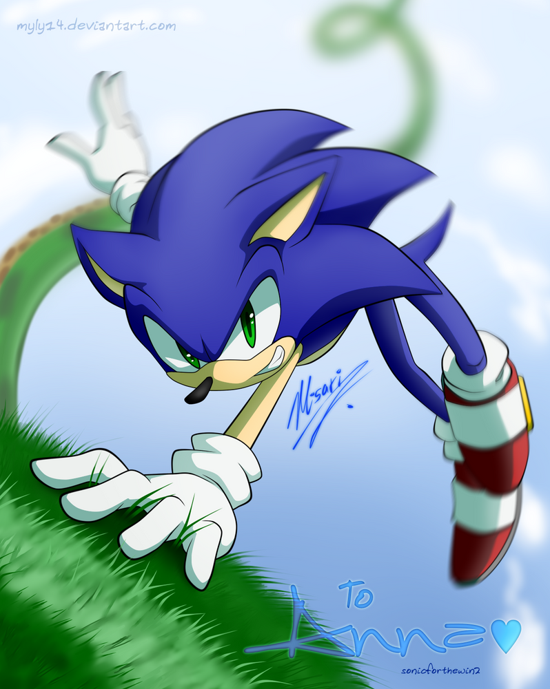 .:GIFT:. Sonic-Lost-World by Myly14