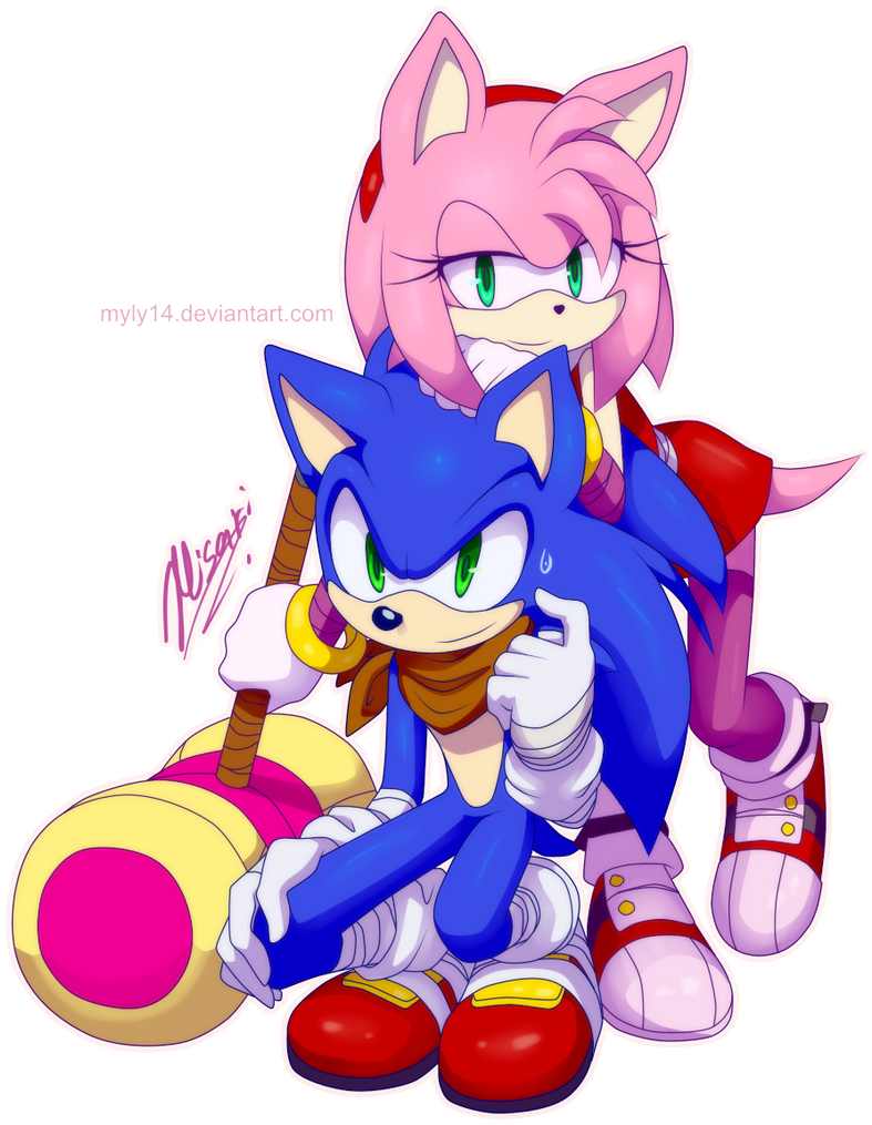 Sonic the hedgehog amy porn pictures hentai