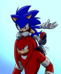 I love Knuckles