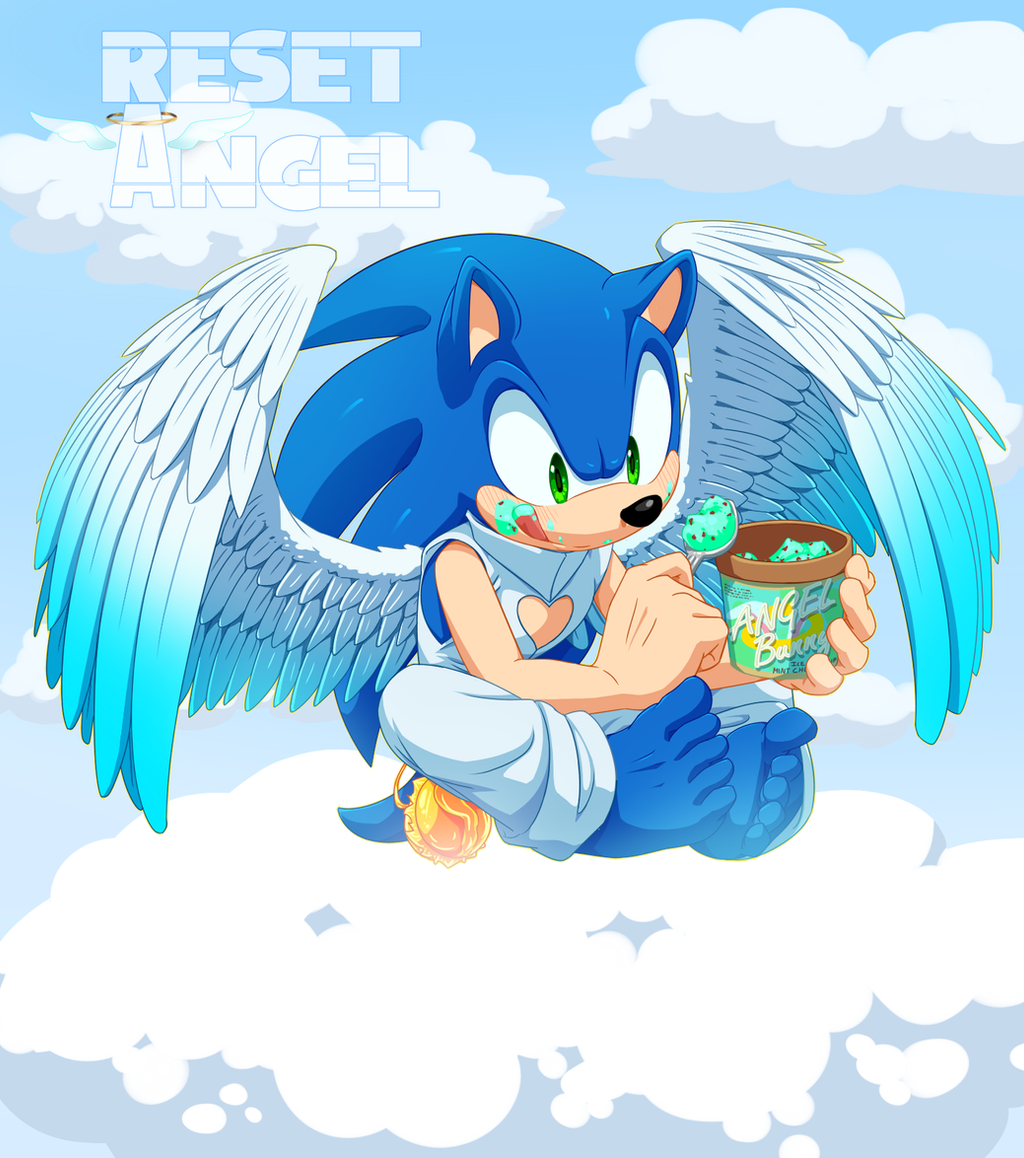 commission reset sonic by myly14 on deviantart