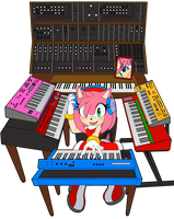 Amy by Myly14