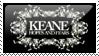 Keane stamp by silveramysaurus07