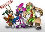 SLegends Contest- Team Chaotix