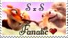 SxS Fanatic Stamp by MrsEmmyJ