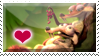 Scrat x Scratte Grape Love Stamp by MrsEmmyJ