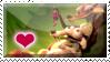 Scrat x Scratte Grape Love Stamp by MrsEmmyJ