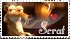 I +heart+ Scrat Stamp by MrsEmmyJ