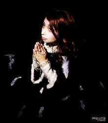 Prayer by OzeanKatze