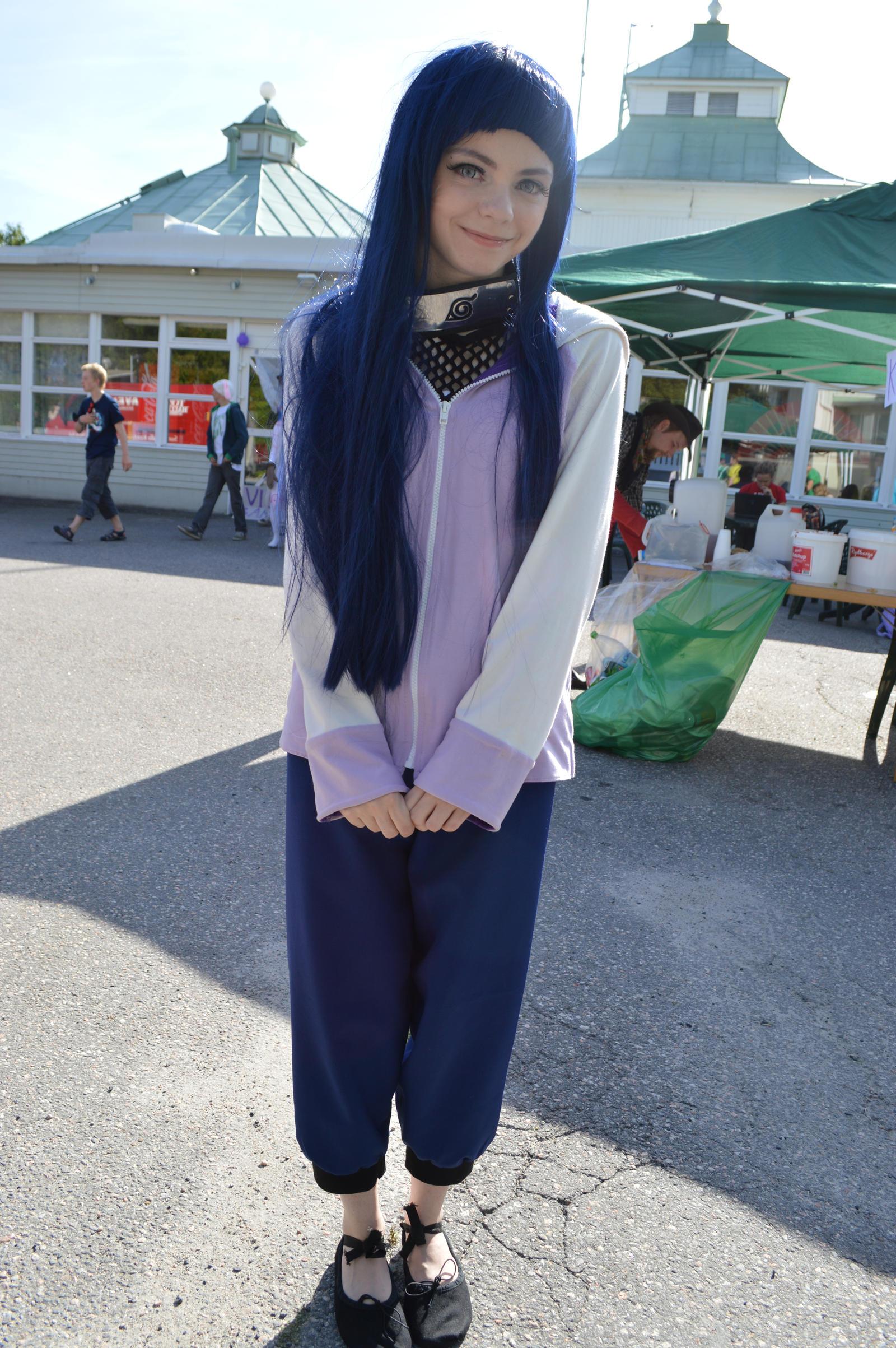 hinata hyuga cosplay naruto shippuden   Tumblr  Seto Hinata Costume