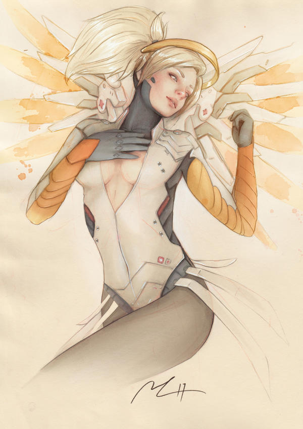 mercy by cocoaspen