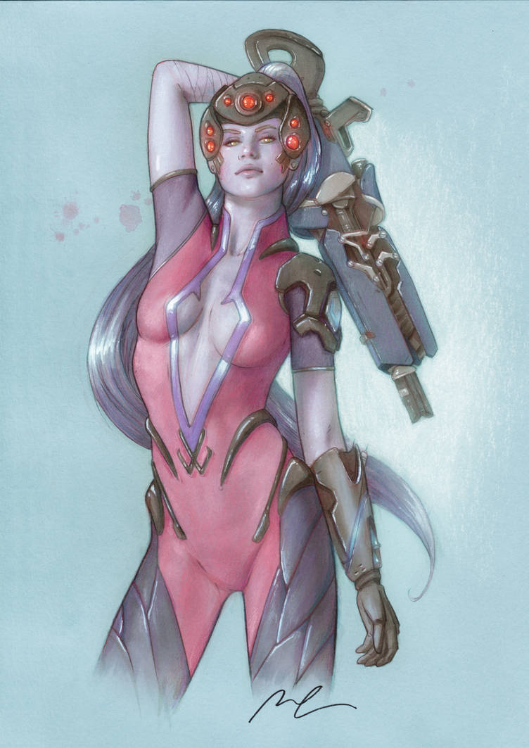 widowmaker by cocoaspen