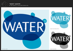 Water Logotype by atobgraphics