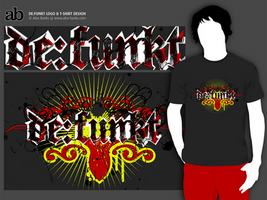 De:Funkt_Logotype and T-shirt
